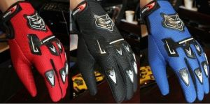 Knighthood 1 Pair Of Hand Grip Gloves For Bikes