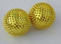 2 Accupressure Pressure Needle Balls Accu Massage