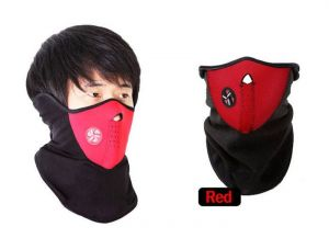 Mototrance Neoprene Anti Pollution Bike Face Mask/neck Warmer
