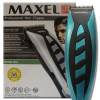 Maxel Hair Clipper With 4 Attachment