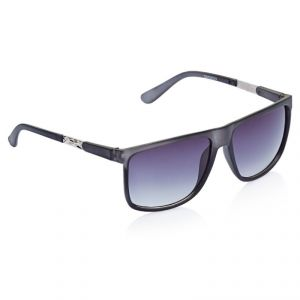 Vicbono Grey Wayfarer Sunglasses For Men-(code-vbsg-038)
