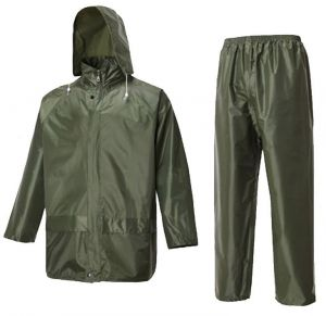 Branded Reversible Rain Suit Free Size