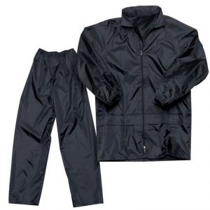 Capeshoppers Bike/scooter 100% Water Proof Rain Suit With Hood