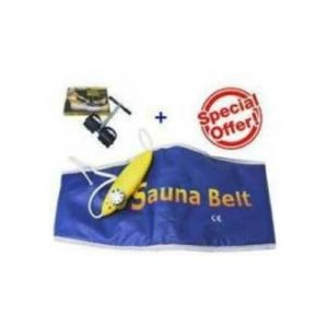 Ab Slimming Sauna Belt & Tummy Trimmer
