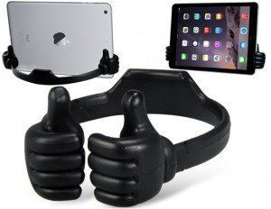 "Ok Stand Mobile Holder For Mobile Phones Upto 5.5""."