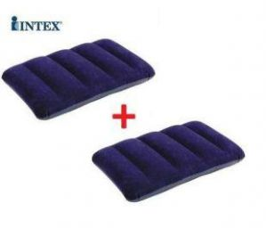 Pillows - Travel Air Comfort Rest Water Proof Fabric Pillow