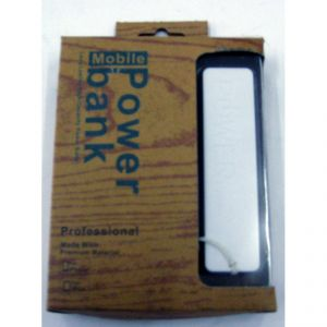 Power Banks (2600mah) Black
