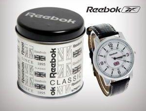 Reebok Men's Watches   Round Dial   Leather Belt   Analog - Reebok Men's Watch