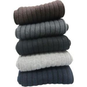"estoss,port,Sigma,Lew,Reebok,Mahi Apparels & Accessories - Supersox Men""s Pack Of 3 Rib Combed Cotton Socks - Mccd0129"