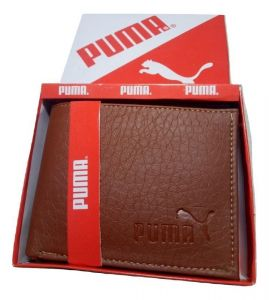 Wallets (Men's) - Puma Men's Wallet Leather Purse (code- Pumz09)