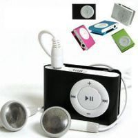 MP3 Players & iPods - Mini MP3 Player With Earphones And Data Cable