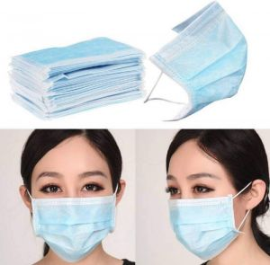 Health & Fitness (Misc) - Anti Dust And Pollution Mask For Corona Virus Free Protection (Disposable mask)