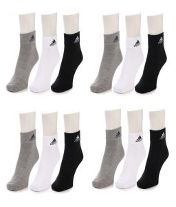 Socks (Men's) - Beautiful Socks Pair 0f 12