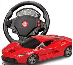 Children Remote Control Toy Racing Car Electric Model, Steer Remote Control