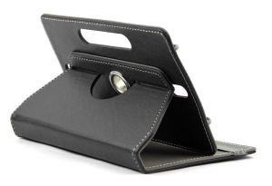 Tablet Accessories - Domo Book Cover For 7 Inch Tablet PC (black)