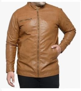 Jackets - Stylish Teenager Mens Leather Jackets