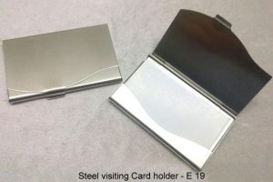 Office Products - Steel Card Holder