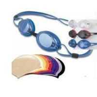Swimming Goggles With Swimming Cap.