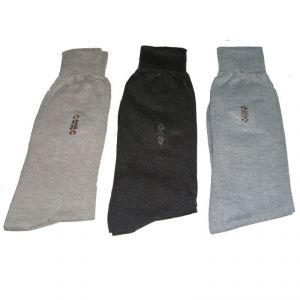 Pack Of 3 Pairs Cotton Sports Socks