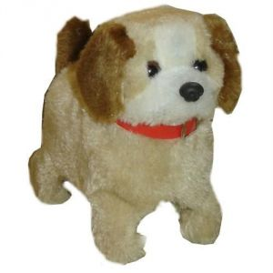 Fantastic Puppy Battery Operated Jumping Dog Run J