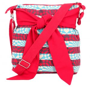 Kiara,La Intimo,Cloe,Pick Pocket Women's Clothing - Pick Pocket Big Red Bow Sling