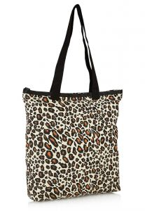 Women's Accessories (Misc) - Animal Print Tote Bag