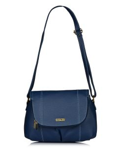 Fostelo Women's Danielle Jones Blue Crossbody Bag (Code - FSB-1128)