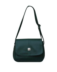 Fostelo Stylish Green Handbag