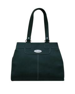 Shopping Bags - FOSTELO ISLE GREEN HANDBAG