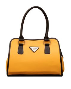 Fostelo Downtown Girl Yellow Handbag