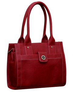Fostelo Ocean Side Red Handbag
