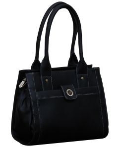Fostelo Ocean Side Black Handbag