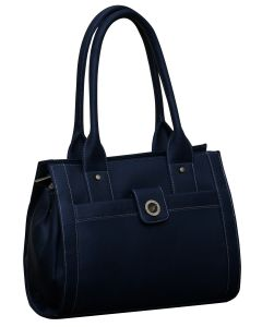 Fostelo Ocean Side Blue Handbag