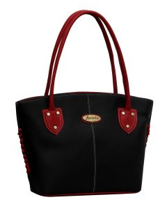 Fostelo Squirrel Black Handbag