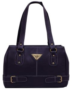 Fostelo Purple Swiss Handbag