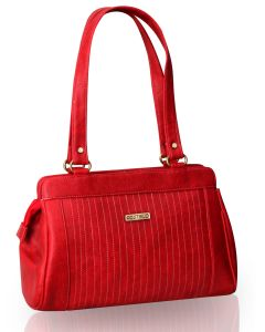 Handbags - Fostelo Royal Kate Red Handbag
