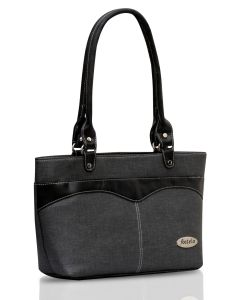 Fostelo Eco Elliot Grey Handbag