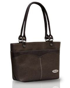 Fostelo Eco Elliot Brown Handbag