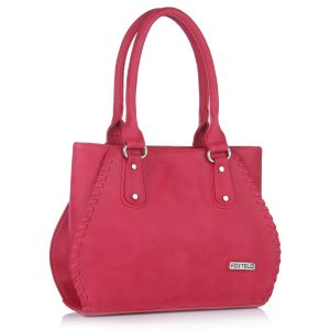 Fostelo Everyday Casual Pink Handbag