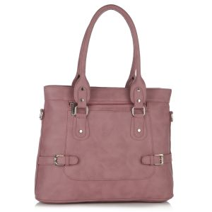 Fostelo Multicompartment Grey Handbag