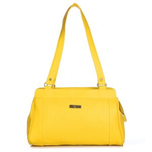 Fostelo Royal Kate Yellow Handbag