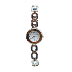 "FOSTELO WHITE WOMEN""S WRIST WATCH FST-158"