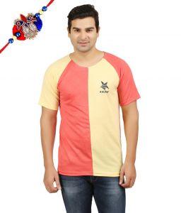 Rakhi   Think Different (India) - AALRYT Modern Premium T Shirt with Rakhi - MDN004