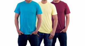 """aalryt"" Maroon Red Blue Cotton 3 PC Combo T Shirt (code- Com001tym)"