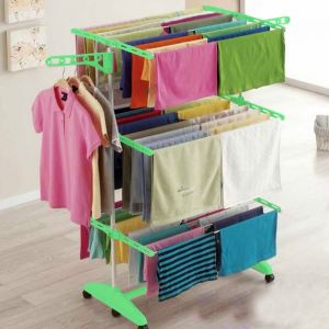 Kawachi Home Decor & Furnishing - Kawachi Power Dryer Easy Cloth Drying Stand I25