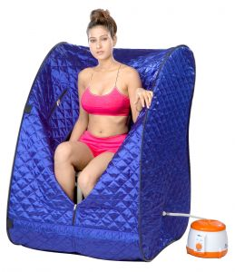 Kawachi Portable Steam And Sauna Bath