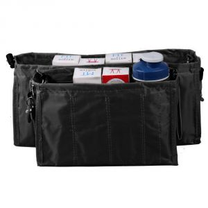 Kangaroo Keeper Purse Or Bag Organizer-black