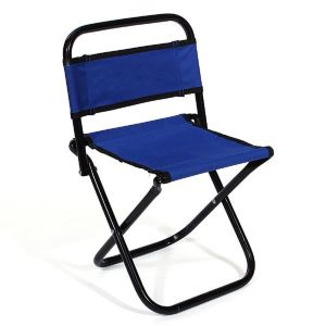 Outdoor Furniture - Kawachi Portable Folding Outdoor Fishing Camping Chair Oxford Cloth Chair w