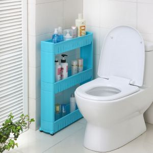 Bathroom Essentials - Kawachi Multipurpose Removeable Bathroom Storage Rack K184