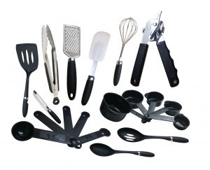 Kawachi Farberware Classic 19-piece Kitchen Tool And Gadget K302